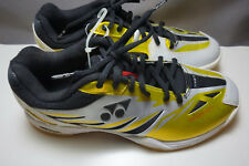 Yonex Power Cushion (SHB-F1 Limited) Gold Gray Badminton Shoes  (M)8 (W)9.5