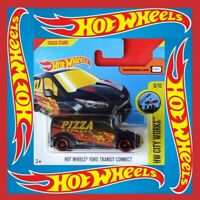 Hot Wheels 2017   FORD TRANSIT  TREASURE HUNT   #HW CITY WORKS#     NEU&OVP