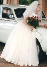 Ball Gown/Dutchess Beading Regular 100% Silk Wedding Dresses