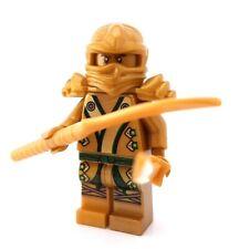 Lego ® - Ninjago Gold Lloyd Ninja ZX Spinjitzu Master Swords 70503 70505 71239
