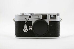 Leica M3 Rangefinder 35mm Film Camera- early serial number