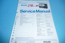 Service Manual-Anleitung für Philips  N 4417  ,ORIGINAL!