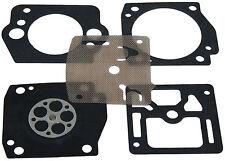diaphragme de carburateur Kits pour PARTNER husqvarna k750 k760 pré 2013