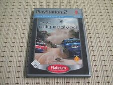 WRC RALLY EVOLVED PER PLAYSTATION 2 ps2 PS 2 * OVP * P
