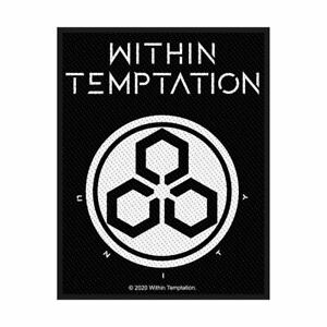 Within Temptation - Unity Patch Aufnäher NEU