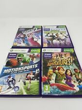Kinect Game Bundle - Xbox 360 - 4 Games - Dance Central 2, Kinect Sports