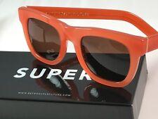 9ee86f9581c6 RetroSuperFuture Ciccio Opal Pale Red Sunglasses SUPER 686 NIB FAST SHIP