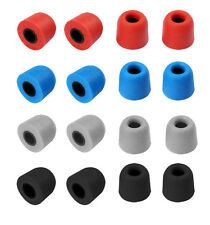 5mm hole memory foam earbud bud replacement tips tip In ear earphone headphone