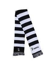 Sciarpa Juventus Replica Ufficiale Juve tubolare strisce sottili