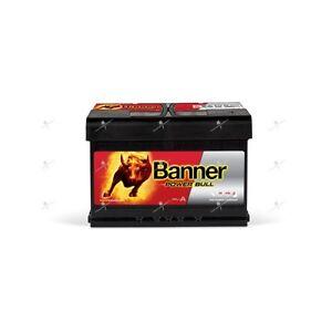 Batterie voiture Power Bull Banner P7209 12v 72ah 660A 278x175x175mm