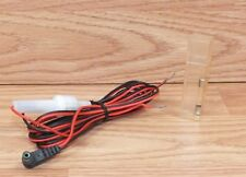 Power Line Wires For Si-Tex M400 LCD Depth Sounder Only **READ**