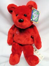JD DREW, BIG Bammer Plush Bear, St. Louis Cardinals, New