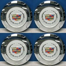 4 PCS NEW GM Cadillac Escalade 22 inch Wheel CENTER CAPS SET 9597355