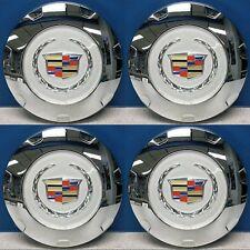 4 Pcs New Gm Cadillac Escalade 22 inch Wheel Center Caps Set 9597355 (Fits: Cadillac)