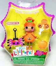 NEW! Mini Lalaloopsy Figure Doll Pumpkin Candle Light Pie Lollipop Exclusive