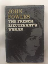 John Fowles The French Lieutenant's Woman Vintage 1969 HCDJ BCE