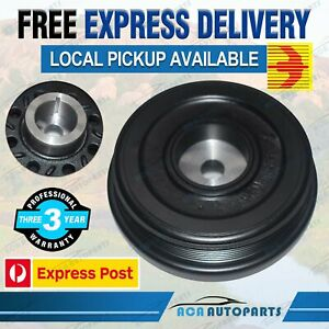 Harmonic Balancer For Kia Grand Carnival VQ 2.2L 2011-on Damper Pulley *EXPRESS*