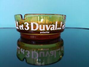 Et 3 Duval, Anisette Ashtray, Home Bar, Man Cave, Retro Breweriana