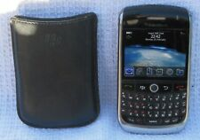 BlackBerry Curve 8900 In Black O2 Smartphone Good condition Working