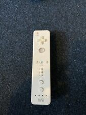 Official Nintendo Wii White Controller Remote
