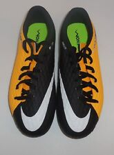 Nike Boys 6Y Jr Hypervenom Phelon III FG Soccer Cleats Orange Black New 852595