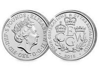 2018 THE FOUR GENERATIONS OF ROYALTY UK £5 BRILLIANT UNCIRCULATED COIN