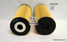 WESFIL OIL FILTER FOR Ssangyong Stavic 2.7L XDi 2005-05/13 WR2596P