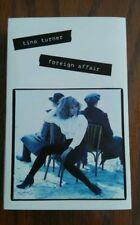 TINA TURNER - Foreign Affair (Cassette)  - Capitol - 1989