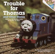 Trouble for Thomas and Other Stories - GREAT FOR KIDS! CLASSIC 80'S.