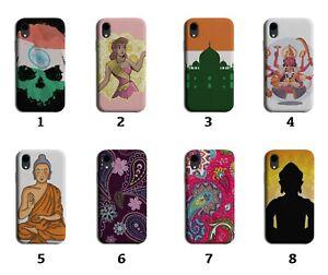India Phone Case Cover Indian Themed Flag Buddha Buddhas Pattern Tribal 8034 J