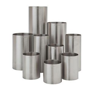 Stainless Steel Thimble Wine Spirit Measures Jigger 25/35/50/70/125/175/250 ml