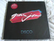 Vinyl Box Set: Grace Jones : The Disco Years : Remastered & Download Sealed