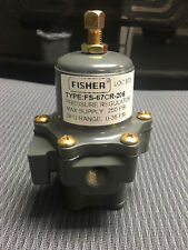 Fisher Regulator In Air Pressure Regulators for sale | eBay