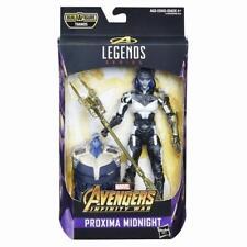 Marvel Legends Thanos BAF Proxima Midnight MCU Infinity Wars Hasbro 2018