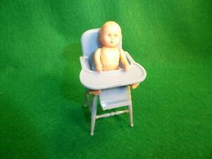 RENWAL 1950's HARD PLASTIC HIGH CHAIR for BABY no. 30
