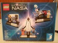 NIB Lego Women of NASA 21312 Building Set, 4 Minifigures FREE SHIPPING