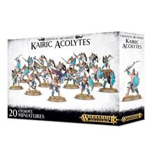 Tzeentch arcanites Kairic Acolytes Games Workshop GW Warhammer Age of Sigmar