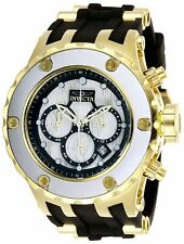 Invicta Men's 27914 Specialty Quartz Chronograph White Wood Dial Watch