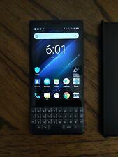 BlackBerry KEY2 LE BBE100-5 - 64 GB - Slate (Dual SIM) VERY GOOD CONDITION