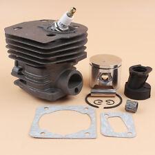 Nikasil Cylinder Piston Kit Fit Jonsered CS 2150 2149 Husqvarna 350 346XP (44mm)