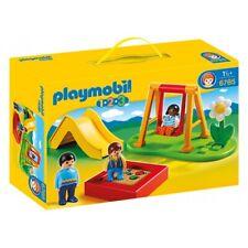 PLAYMOBIL ® 6785 1.2.3 PARQUE INFANTIL