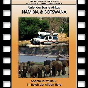 NAMIBIA & BOTSWANA Afrika Abenteuer für Entdecker, Selbstfahrer Reise-DVD 2019