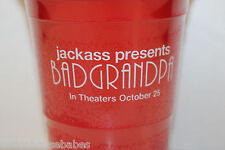Jackass Presents: BAD GRANDPA - Movie PROMO Beer Pong Set - 2 Cups & 6 Balls