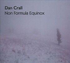 Dan Crall - Non Formula Equinos [Digipak] (CD, 2010, Non Formula Equinox)