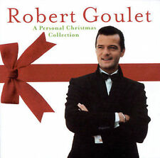 Robert Goulet : A Personal Christmas Collection CD