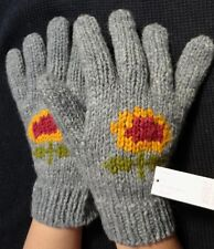 NEW, HIGH QUALITY, ALPACA WITH SHEEP WOOL, HAND KNITTED GLOVES, ANDEAN a