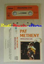 MC PAT METHENY Absolutely live 1973 PLATINUM PMC 17 44034 cd lp dvd vhs