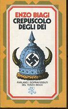Enzo Biagi = CREPUSCOLO DEGLI DEI