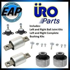 For Volvo S60 S80 V70 Left Right Front Lower Control Arm Bushing Ball Joint Kit