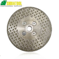 """1pc 5"""" 125 mm Electroplated Diamond Cutting Grinding Discs for Granite Marble"""